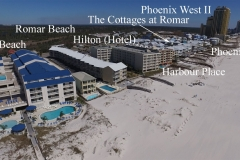 Aerial Image of West Orange Beach